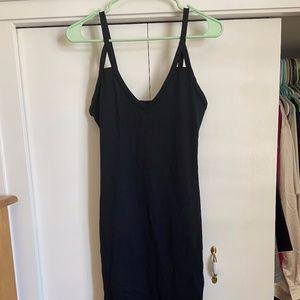 Leith Black Cocktail dress